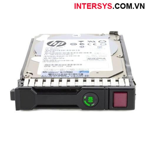 870753-S21 | Ổ Cứng Server HP G8 G9 G10 300Gb 12G 15K SAS 2.5